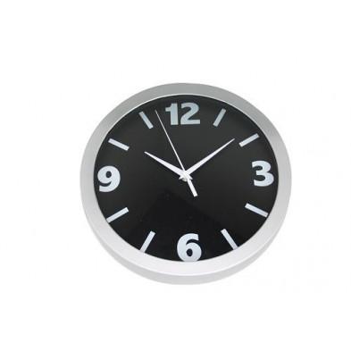 Horloge murale noir en collection Inan