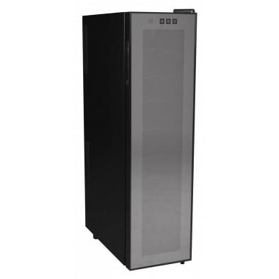 Mini-réfrigérateur à vin design L. 25 x P. 52 x H. 95 cmcollection Pedredo