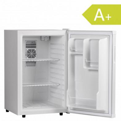 Mini-réfrigérateur blanc design L. 46 x P. 54 x H. 74 cm collection Darith