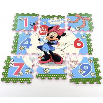 Tapis enfant disney minnie mouse H. 100 cm collection Armadale