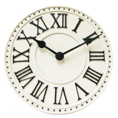 Horloge à poser blanc collection Jongejans