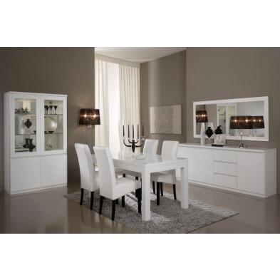 Salle à manger complète blanc design collection Join