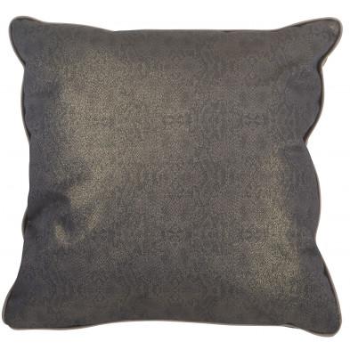 Coussin et oreiller taupe design en polyester, L. 45 x P. 45 cm  collection Jaxi Richmond Interiors Richmond Interiors