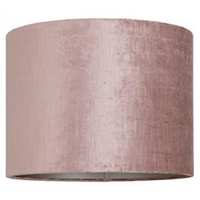 Abat-jour rose design en polyester, L. 40 x P. 40 x H. 30 cm  collection Philou Richmond Interiors Richmond Interiors
