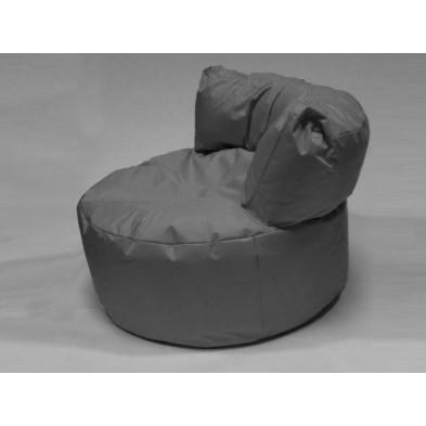 Poire et coussin relax gris  collection Stlouis