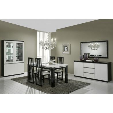 Salle à manger complète blanc design collection Kentwood
